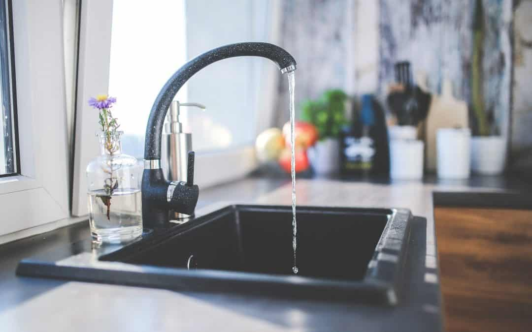 How to fix a kitchen Sink